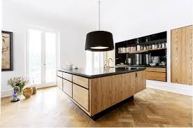 des cuisines en bois meuble moderne pour cuisine bois d ambiance authentique