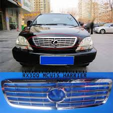 lexus rx 2002 modified racing grilles for lexus rx300 mcu15 harrier 1998 2002 in