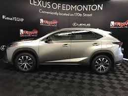 lexus of canada new 2017 lexus nx 200t f sport series 3 4 door sport utility in