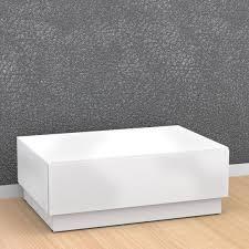 amazon com blvd coffee table 221703 from nexera white kitchen