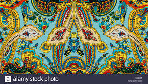 oriental design traditional paisley pattern abstract geometric oriental ornament