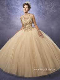 gold quince dresses s bridal princess collection quinceanera dress style 4q496