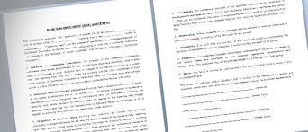 presentation document template simple nda template for microsoft