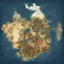 Map Qu Blank Fantasy Map High Resolution By Quabbe On Deviantart