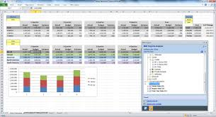 Features Of Spreadsheets Ibm Cognos Analysis For Microsoft Excel