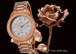 swarovski crystal bracelet watches images Ladies bulova swarovski crystal watches larger size with jpg