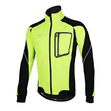 mountain bike jacket arsuxeo sports cycling clothes bike bicycle fleece jersey long