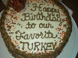 thanksgiving birthday cakes pictures thanksgiving birthday cake cakecentral com