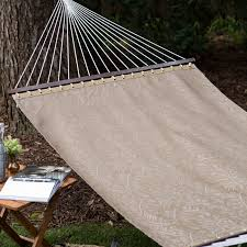 Replacement Hammock Bed Island Bay 13 Ft Poolside Quick Dry Taupe Palm Hammock Hayneedle