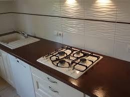 plan de travail cuisine carrelé refaire sa cuisine pas cher le must des id es faciles les 88 plan de