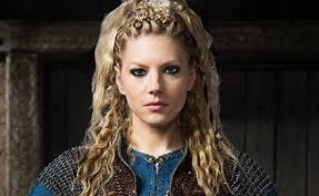 lagertha hairstyle vikings history channel