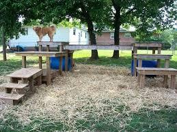 Playground Ideas For Backyard Backyard Designs For Large Dogs Dog Playground Ideas Backyard