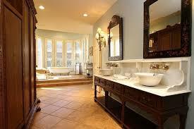 Bathtub Houston Traditional Master Bathroom With Clawfoot Bathtub U0026 Double Sink In