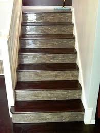 painted stairs and adding runners stair treads staircases and