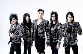 black veil brides want to write songs that turn away from