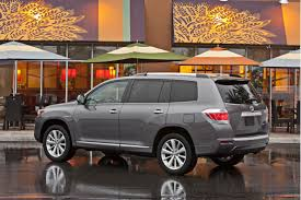mileage toyota highlander guide how to get gas mileage and third row seats