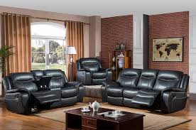 3pc bonded leather livingroom set