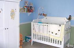baby winnie the pooh nursery theme design and decorating ideas