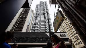 hong kong records highest rent ever in the second quarter south