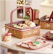 roses gift ideas blog longaberger 2009 christmas collection
