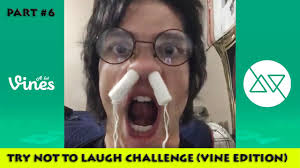 Challenge Vine Try Not To Laugh Or Grin Impossible Challenge Vine Edition