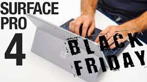best black friday deals on microsoft surface microsoft surface pro 4 black friday best laptops black friday