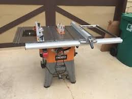 Ridgid Router Table Rigid R4512 With Bench Dog Router Table Ebay