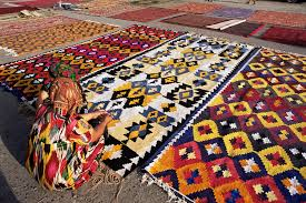 Harding Carpets by Travel Step Out On The Silk Road Wsj