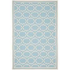 safavieh dhurries light blue ivory 10 ft x 14 ft area rug