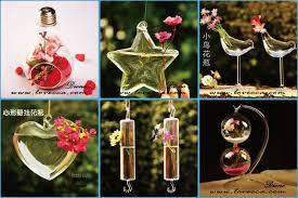 hanging glass teardrop u0026 globe terrarium perfect for air garden