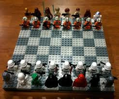 star wars chess sets lego star wars chess set
