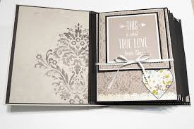 large scrapbook album wedding scrapbook album