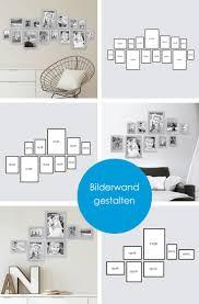Bilderwand Esszimmer 324 Besten Bilderwände Gestalten Bilder Auf Pinterest Gestalten