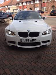bmw m3 replica e92 2008 320i coupe alpine white hpi clear fsh