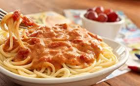 Five Cheese Marinara Sauce On Cavatappi Pasta With Chicken Meatballs - kids menu item list olive garden italian restaurant