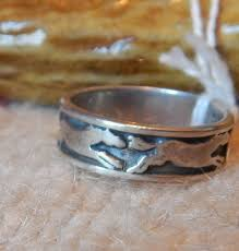 navajo jewelry horse ring sterling native american jewelry quarter