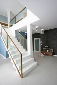 Ideas For Banisters Best 25 Glass Stair Railing Ideas On Pinterest Glass Stairs