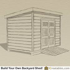 How To Make A Shed Out Of Wood by How To Build A Shed Storage Shed Building Instructions