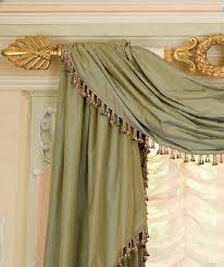 Designer Metals Decorative Traverse Rods by How To Hang Window Drapery Old House Restoration Products