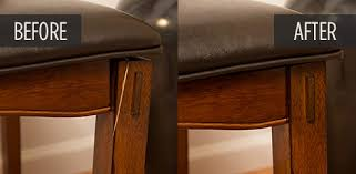 furniture repair before and after pictures guardsman