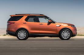 2017 land rover discovery first test review