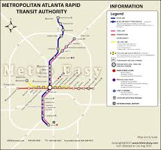 Lenox Mall Map Marta Metropolitan Atlanta Rapid Transit Authority