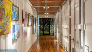shipping container home interiors youtube