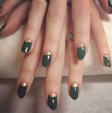 74 best half moon nail images on moon nails nails