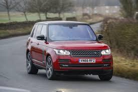 range rover van test range rover svautobiography dynamic autogids