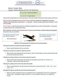 english skills online writing resource center writing across