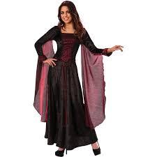 Magenta Halloween Costume Burgandy Lady Womens Halloween Costume Walmart