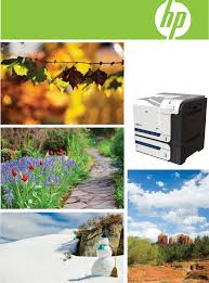 hp color laserjet cp3525 series printer service manual