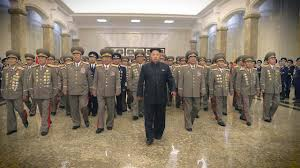 where did all those north korea military medals come from fox