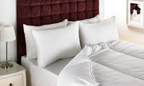 6 5 Tog Duvet Microfibre Pillows Lancashire Linens